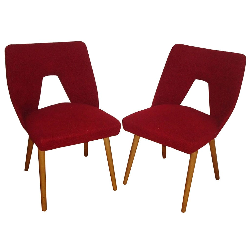 vine chair design outdoor chairs kmart nz italian pair mid century modern red carlo di