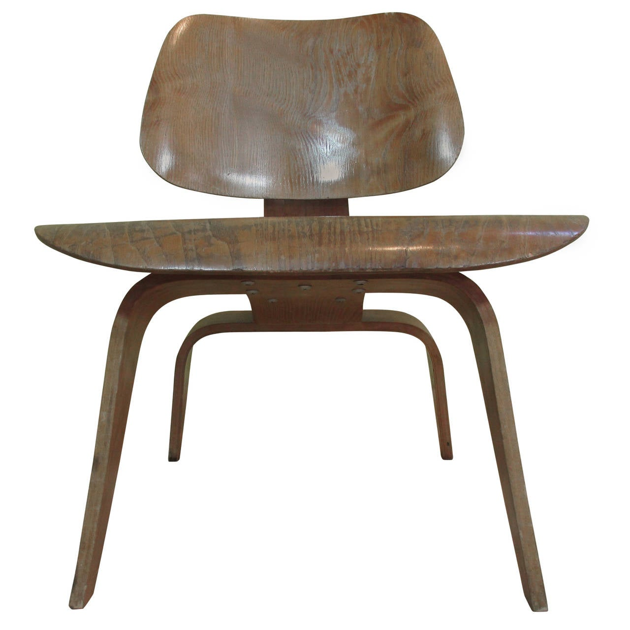 eames chairs for sale 1800 barber chair lcw molded plywood lounge evans at 1stdibs