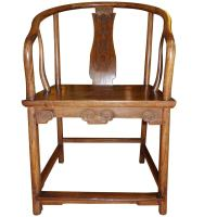 18th Century Chinese Rosewood Chair at 1stdibs