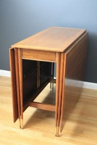 Vintage Mid-Century Italian Gateleg Table at 1stdibs