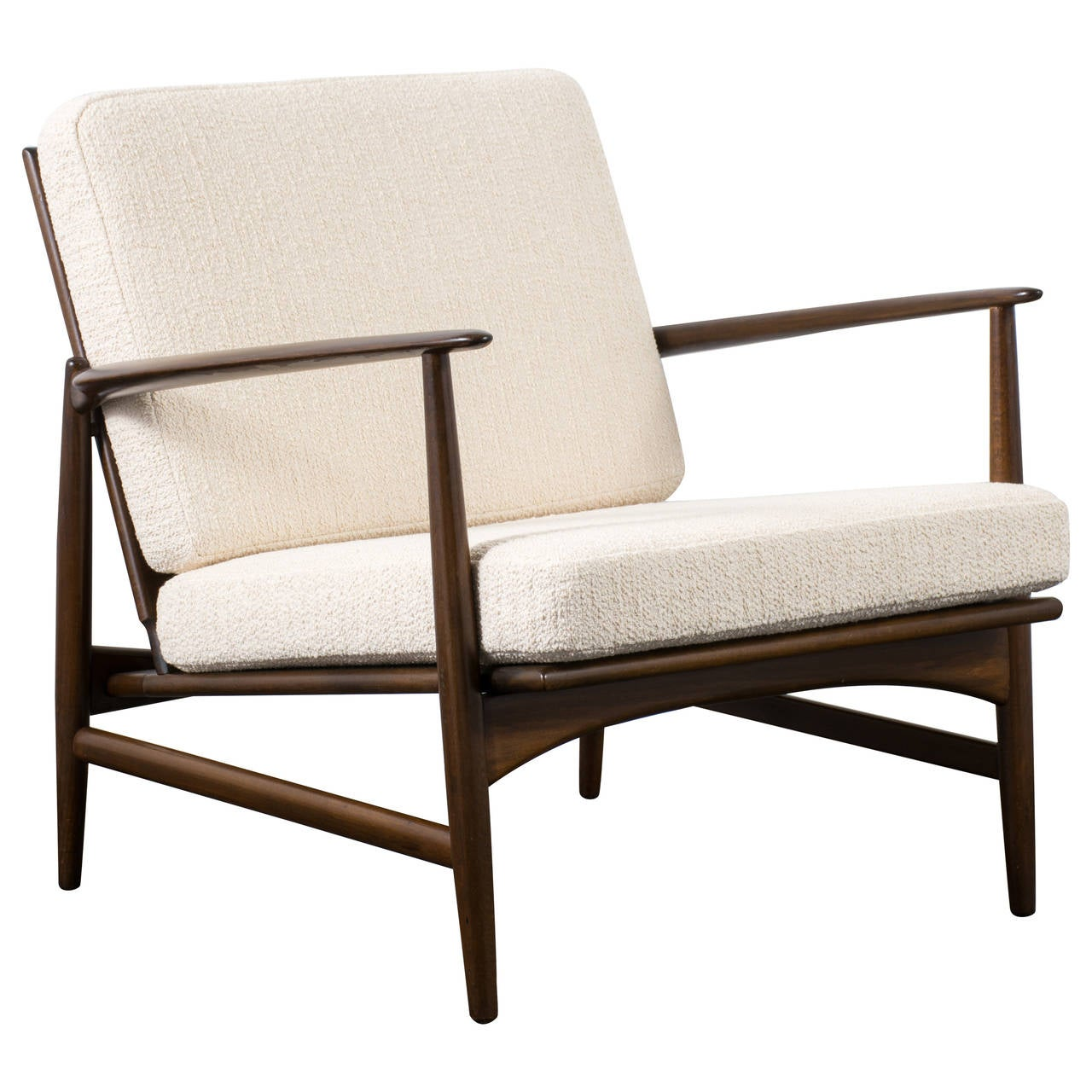 Selig Lounge Chair Danish Modern Lounge Chair By Kofod Larsen For Selig At