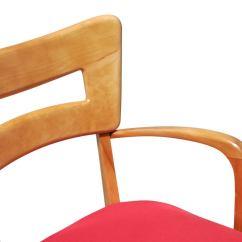Heywood Wakefield Dogbone Chairs Ikea Stool Chair Uae M154 Quotdogbone Quot Dining Set Of Six