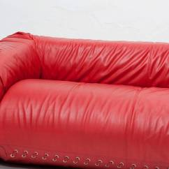 Anfibio Leather Sofa Bed Velocity Reclining By Southern Motion For Giovannetti At 1stdibs