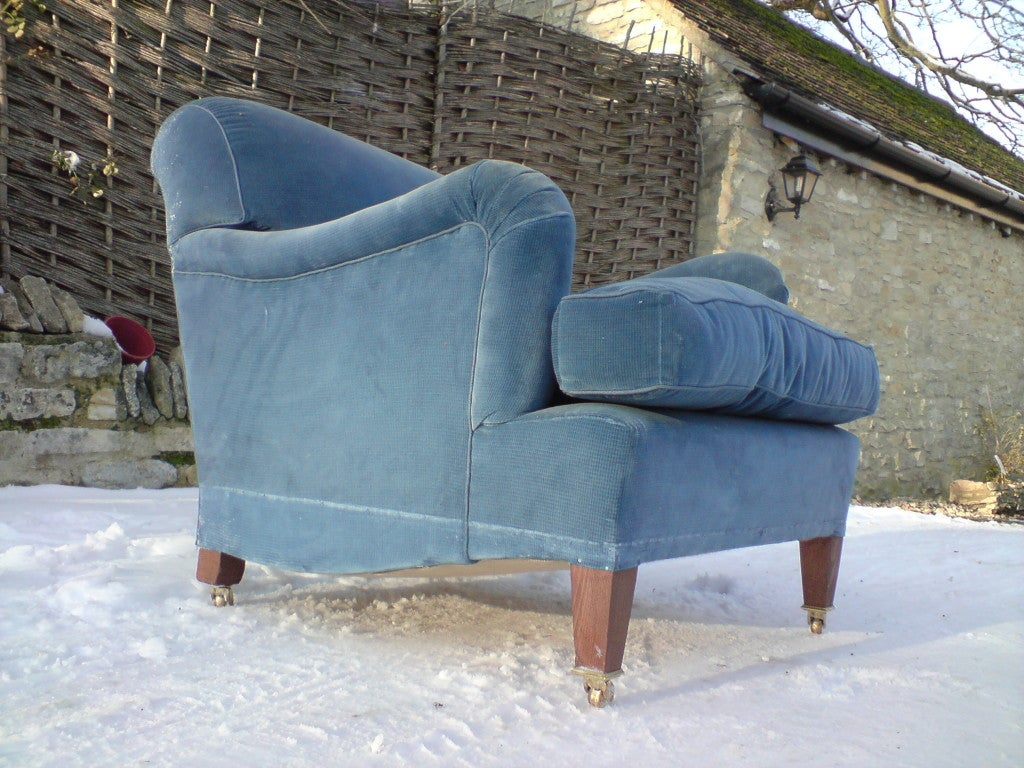 howard chairs for sale desk chair is too low and sons comfortable footstool at 1stdibs