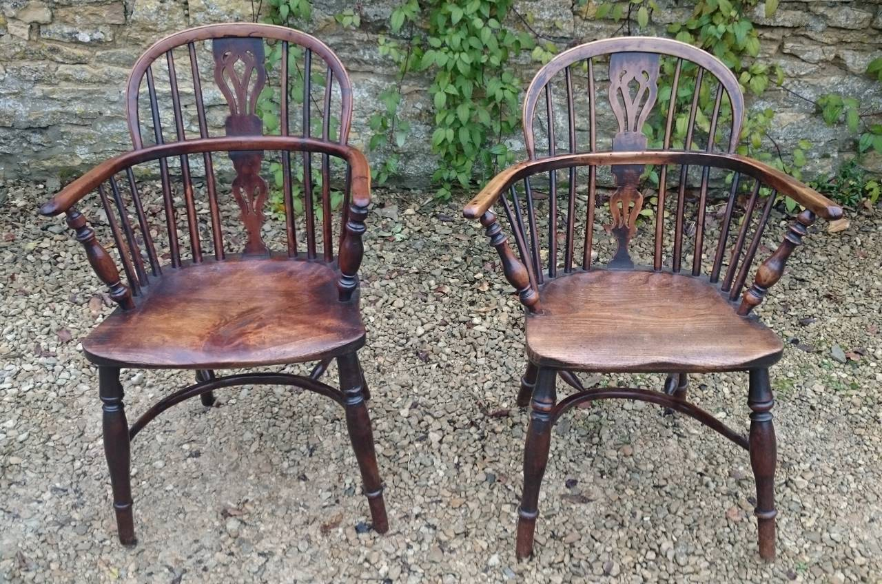 antique windsor chair identification retro lawn chairs two at 1stdibs