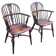 Antique Windsor Chairs Target Dining Chair Two At 1stdibs