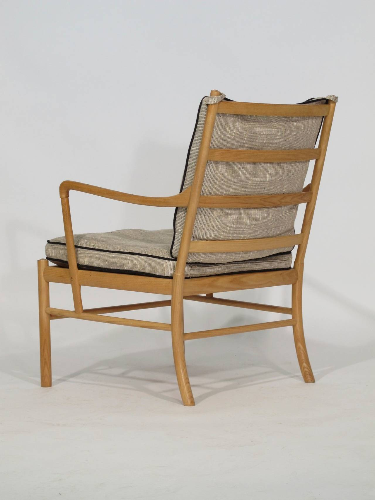 Colonial Chair Ole Wanscher Colonial Chair At 1stdibs
