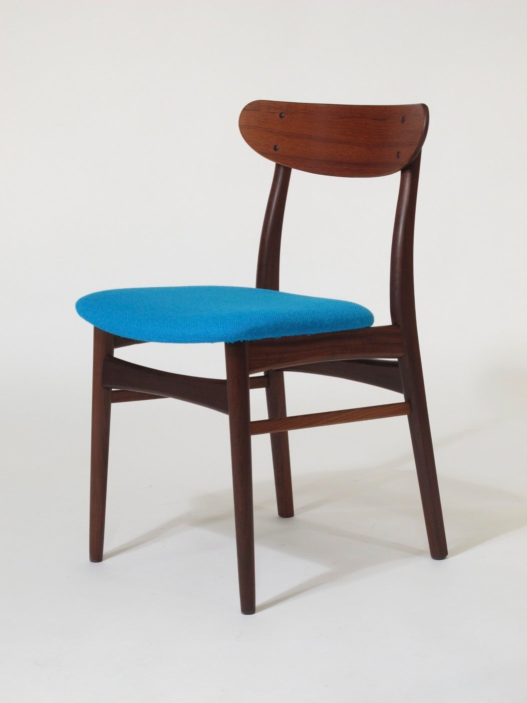 mid century dining chairs chair covers for legs six at 1stdibs
