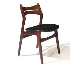Erik Buck Chairs Round Chair And A Half With Ottoman Six Rosewood Danish Dining 12 Available