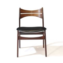 Erik Buck Chairs Haworth Office Manual Six Rosewood Danish Dining 12 Available