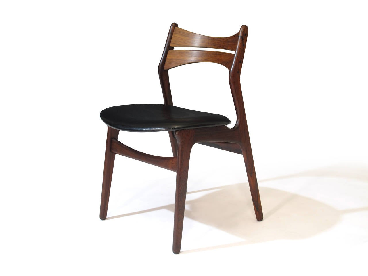 erik buck chairs blood drawing chair six rosewood danish dining 12 available