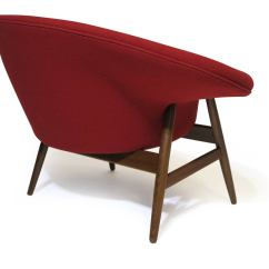 Fried Egg Chair Booster Seat High Reviews Hans Olsen At 1stdibs