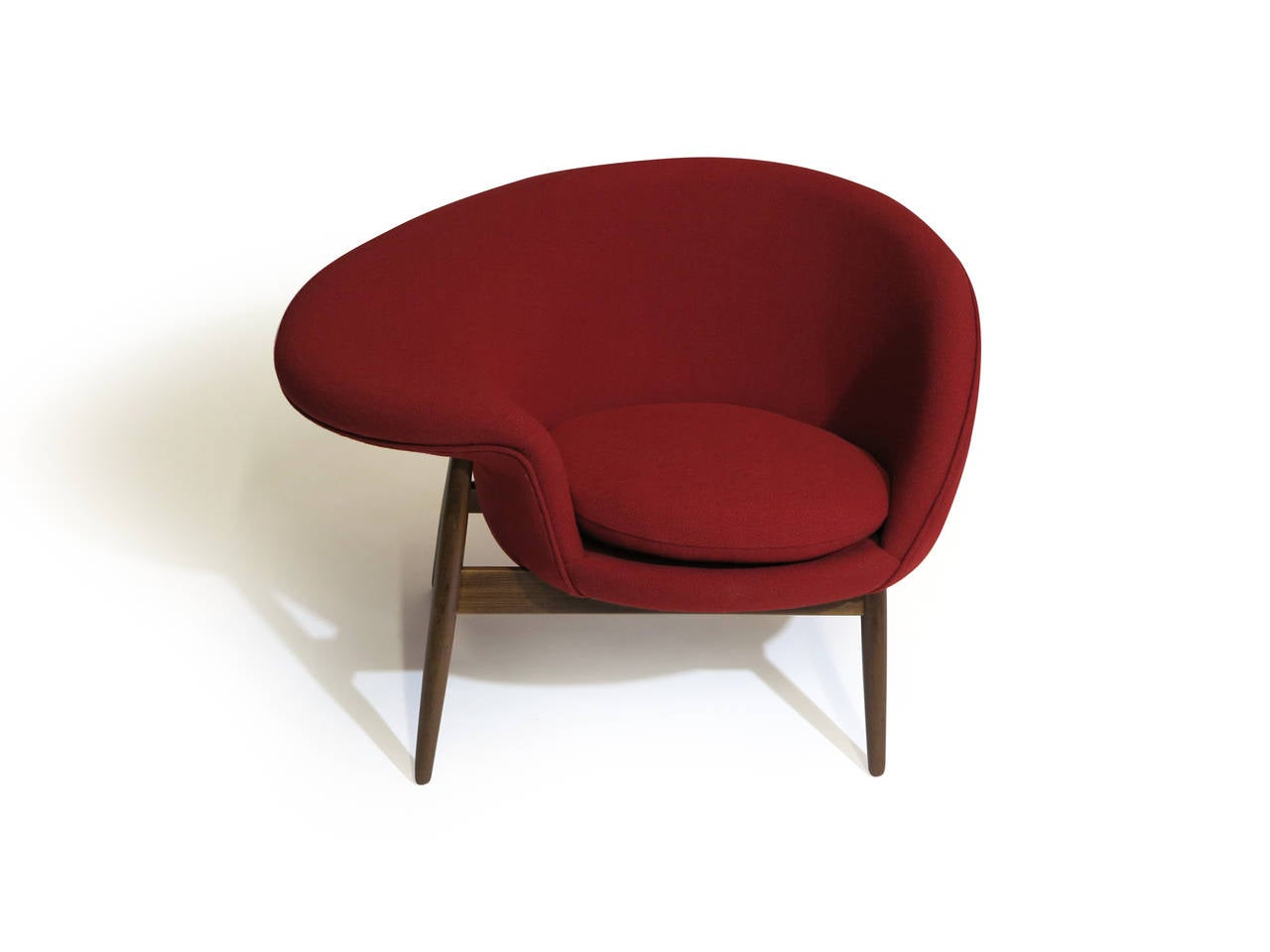 fried egg chair pedicure chairs uk hans olsen at 1stdibs