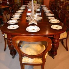 Oval Back Dining Room Chairs Fnatic Gaming Chair Antique Victorian Table Circa 1880 And 12 At 1stdibs