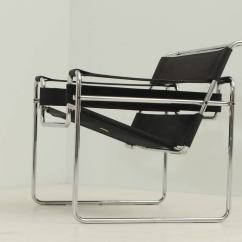 Marcel Breuer Chair Original Deluxe Massage Wassily By For Gavina At 1stdibs