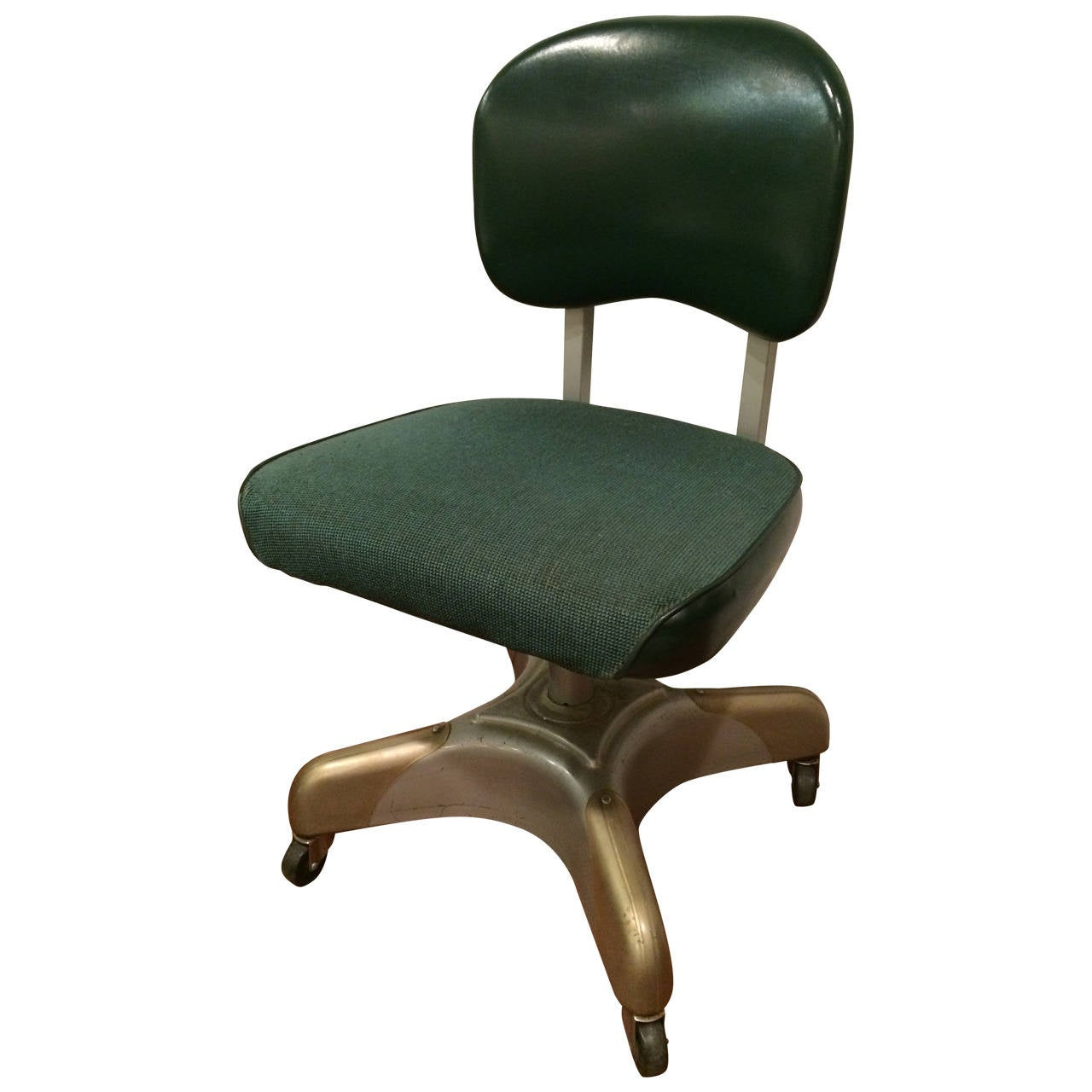 Industrial Office Chair Industrial Office Chair At 1stdibs