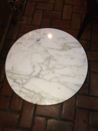 Round Marble Table Tops For Sale. Affordable Stackable End ...