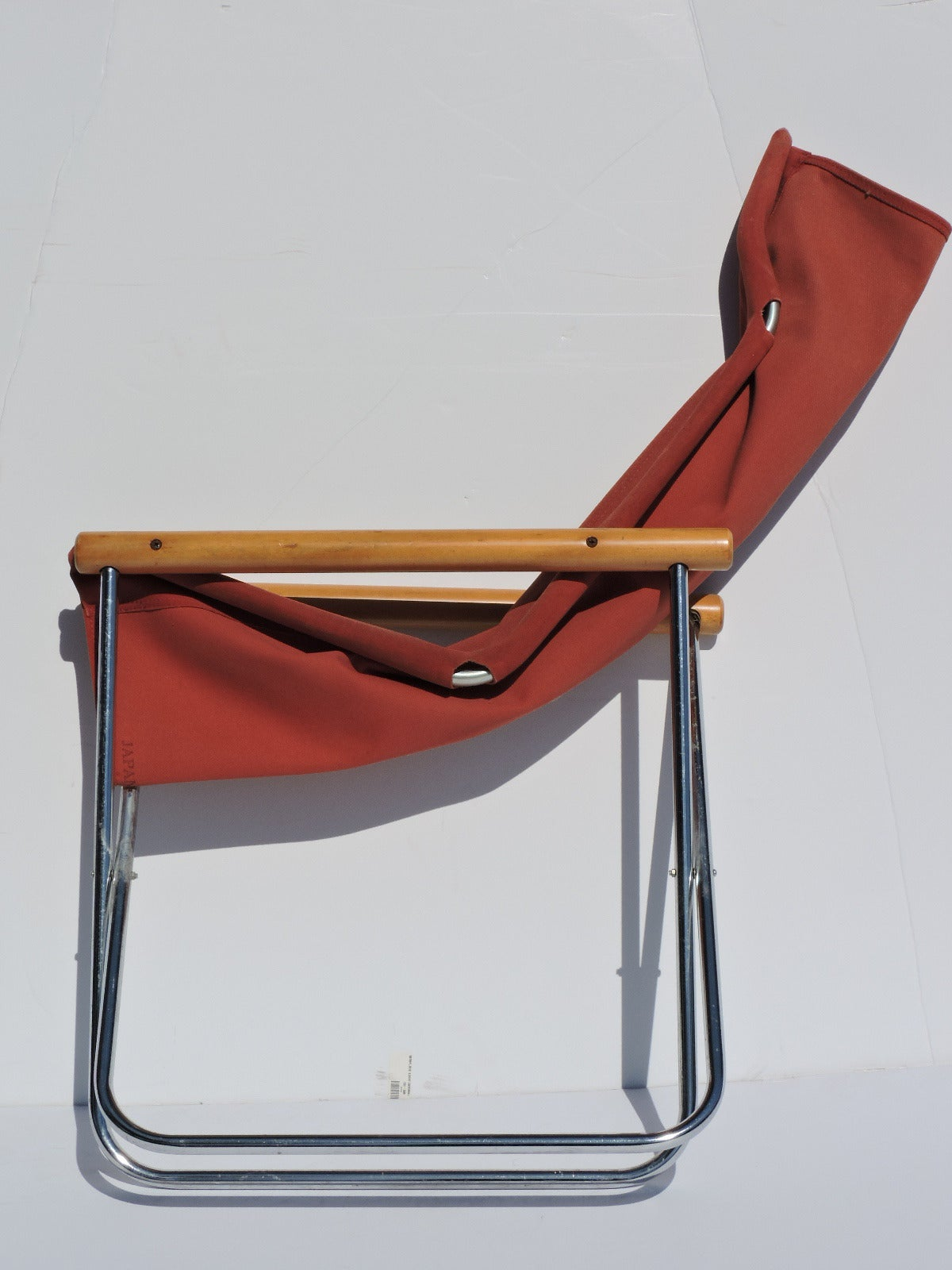 folding japanese chair hello kitty high ny by takeshi nii japan 1958 at 1stdibs