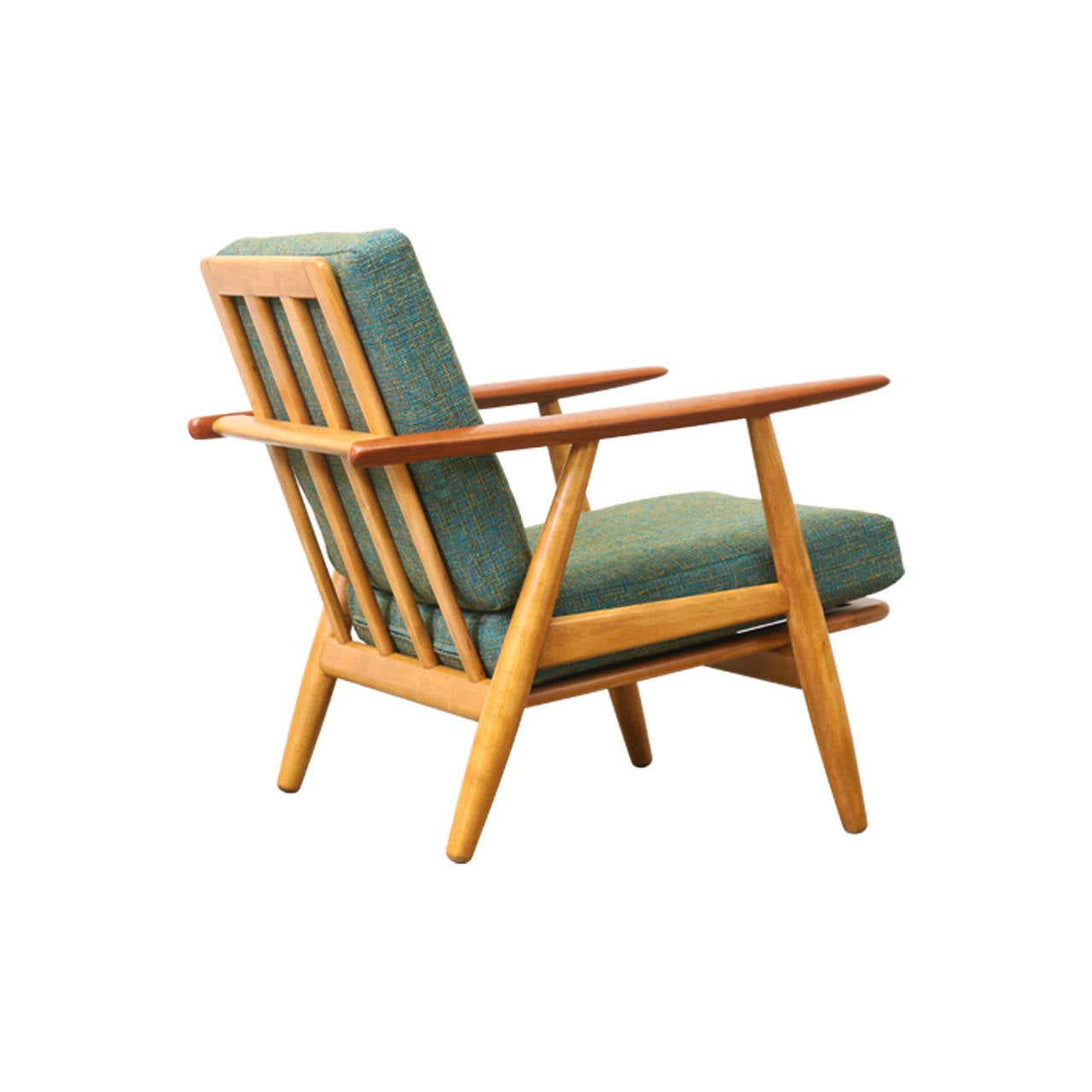 Cigar Lounge Chairs Hans J Wegner Ge 240 Cigar Lounge Chair For Getama At
