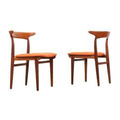 Danish Modern Dining Chair Armchair Accessories Teak Chairs At 1stdibs
