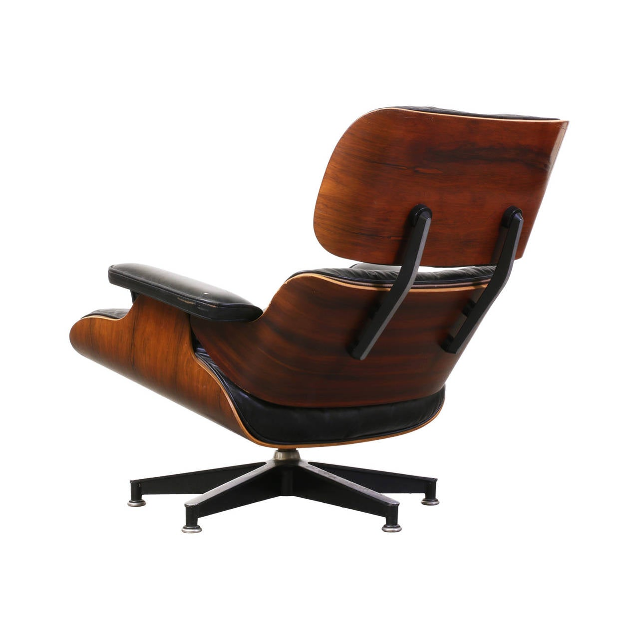 Charles Eames Lounge Chair Charles And Ray Eames 670 Leather And Rosewood Lounge