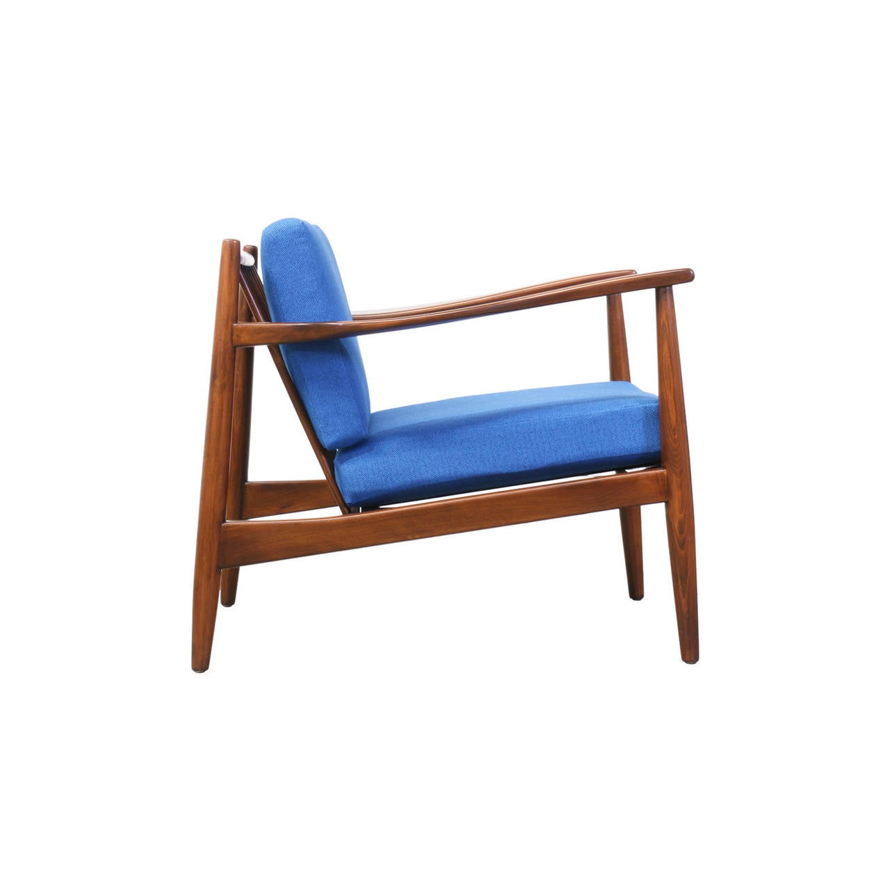 Mid Century Lounge Chair Mid Century Lounge Chair By Dux At 1stdibs