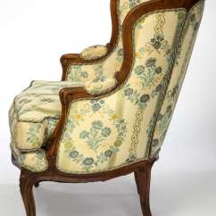 Adrian Pearsall Chair Affordable Covers 19c. Carved Walnut French Tub For Sale At 1stdibs