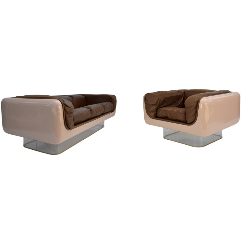 steelcase sofa platner friheten ikea bed review warren for and club chair at 1stdibs sale