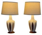 midcentury modern lamps