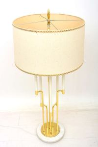 Parzinger Style Table Lamp at 1stdibs