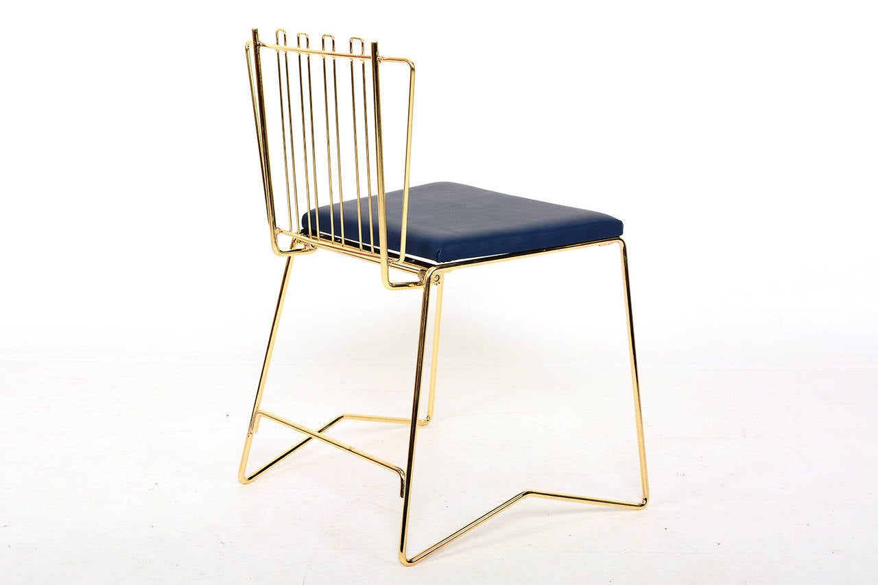 Stackable Folding Chairs Pr03 Stacking Folding Chair For Sale At 1stdibs