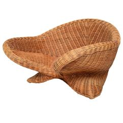 Wicker Chairs For Sale Chair Bed Tesco Italian At 1stdibs