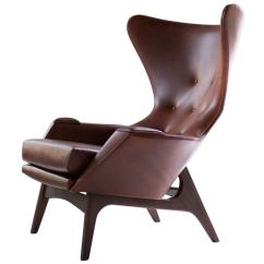 Adrian Pearsall Chair Graco High Elephant Large Wing For Craft Associates In The Style Of