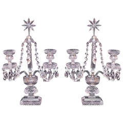 French 19th Century Regency Chandelier For Sale at 1stdibs