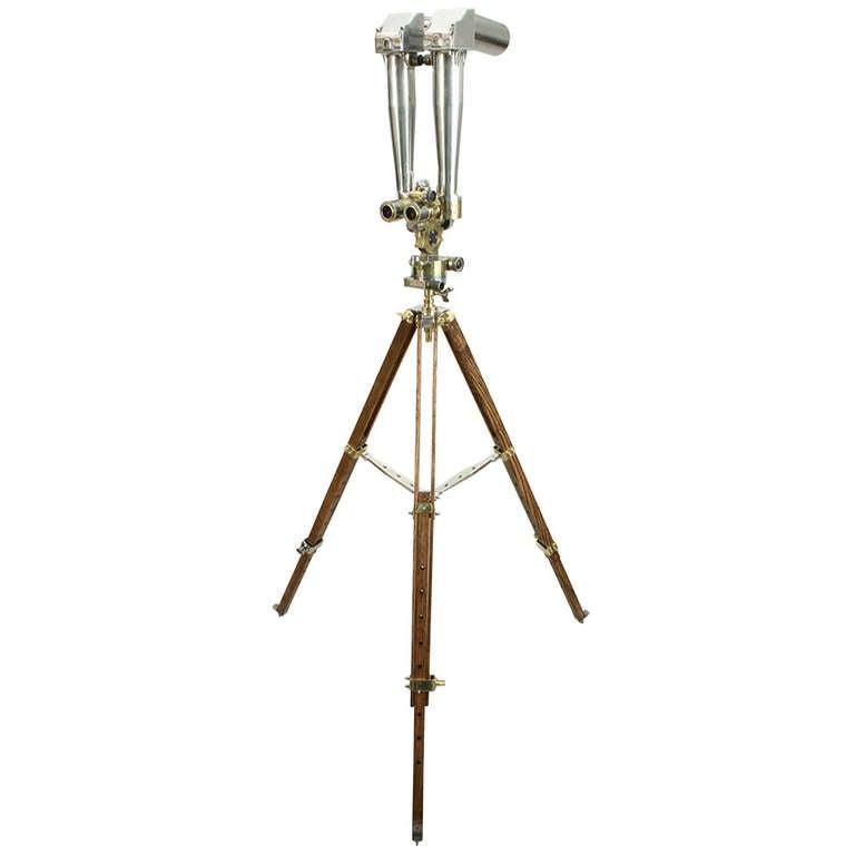 Vintage Binocular, Periscope at 1stdibs
