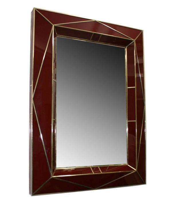 Contemporary Glass Mirrors