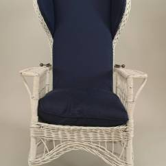 Morris Chairs For Sale Tufted Velvet Chair American Mission Wicker At 1stdibs