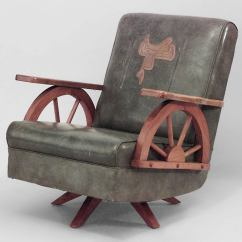 Wagon Wheel Chair French Country Dining Chairs Nz 1940 39s American Western Easy At 1stdibs