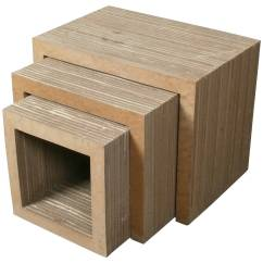 Frank Gehry Cardboard Chair Recliner Chairs For Kids Vintage Quoteasy Edges Quot Nesting Tables