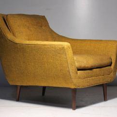 Vintage Designer Chairs Herman Miller Shell Chair Danish Modern Lounge Attrib Selig Milo