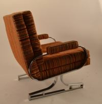 Mid Century Lounge Chair by Patrician Furniture Company at ...
