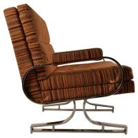 Mid Century Lounge Chair by Patrician Furniture Company at