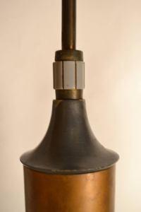 Damon Gaffard for Hansen Lighting Company Table Lamp For ...