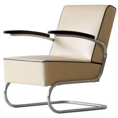 Antique Dining Chair Leg Styles Active Sitting Canada Bauhaus Tubular Steel Lounge At 1stdibs