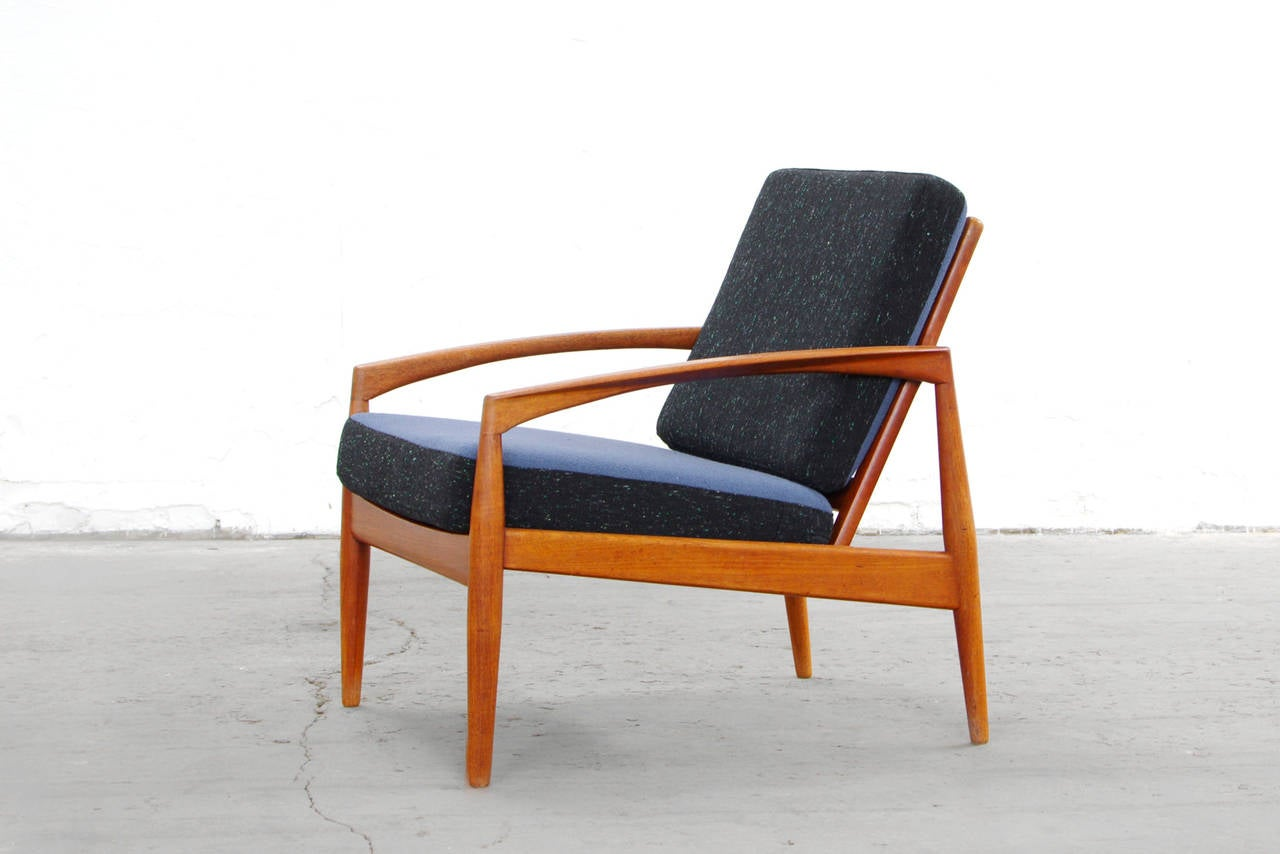 modern chairs chair covers store near me teak easy by kai kristiansen danish mid century
