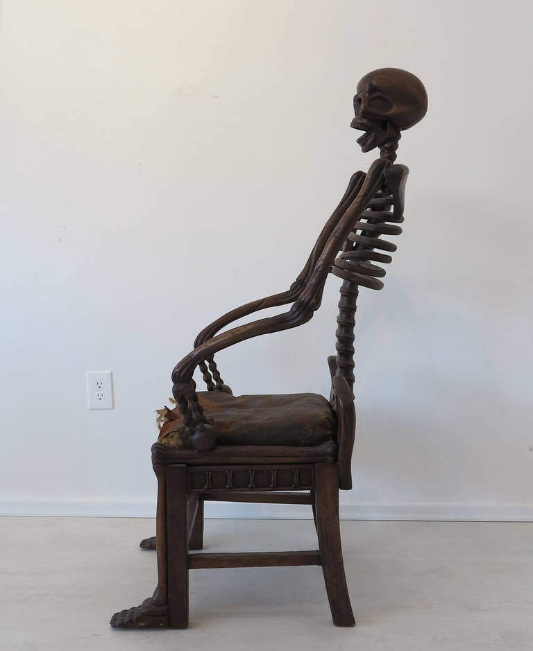 antique windsor chairs accent arm under 100 19th century rare skeleton chair for sale at 1stdibs