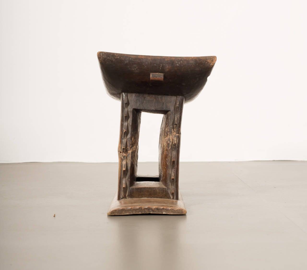 stool chair ghana modern dining room covers ashanti akan folk at 1stdibs