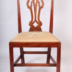 Dining Room Chair Covers Melbourne Old High Repurposed Set Of Six George Iii Period Mahogany 39country Chippendale