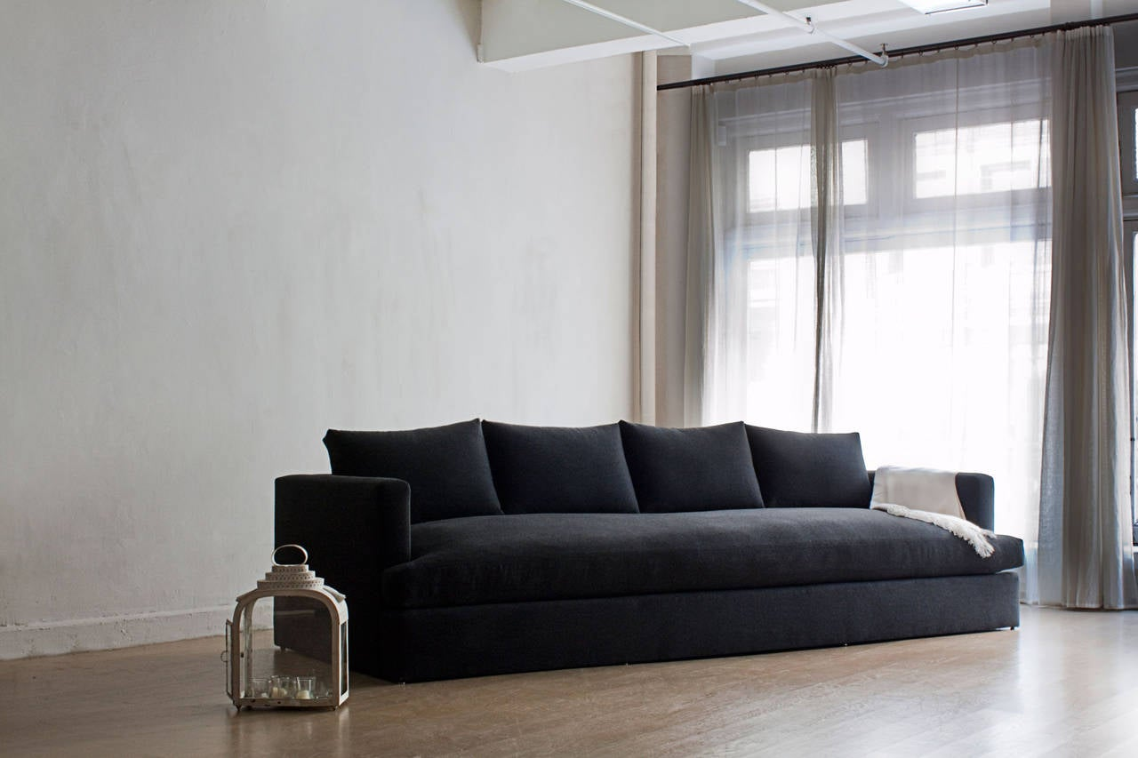 chelsea sofa st albans sectional reclining sofas for small es square deep at 1stdibs