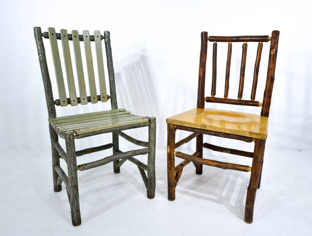 hickory chairs for sale hair braiding old set of 12 at 1stdibs